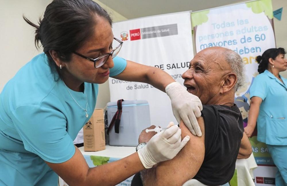 Vacunación Minsa